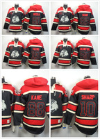 2014 cheap stitched blackhawks team USA Patrick Kane blank Men's ice hockey hoody /Hooded Sweatshirts Embroidery