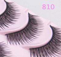 Beautiful Crisscross False Eyelashes Fashion Eyelash Makeup 810