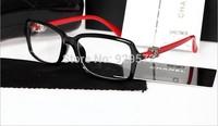 Shiyue vintage female star style glasses frame small glasses, plates ultra-light metal chain myopia eyeglasses frame