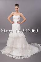 New style wedding dresses 2014 sexy wedding dress mermaid wedding dress lace