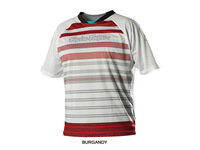 Hot sale! 2014 Troy Lee Designs Skyline lee Jersey MX DH Offroad Cycling Bike Sports TLD Short Jersey T-shirts BURGANDY