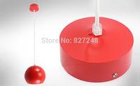 art deco 2years warranty red colors led 9w Pendant lights house lighting epistar 9w LED power 110v 220v aluminum iron droplight