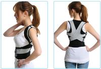 new U + OPP bag package Back Posture Shoulder Support Band Belt Brace Corrector belt adult Cheast Belt