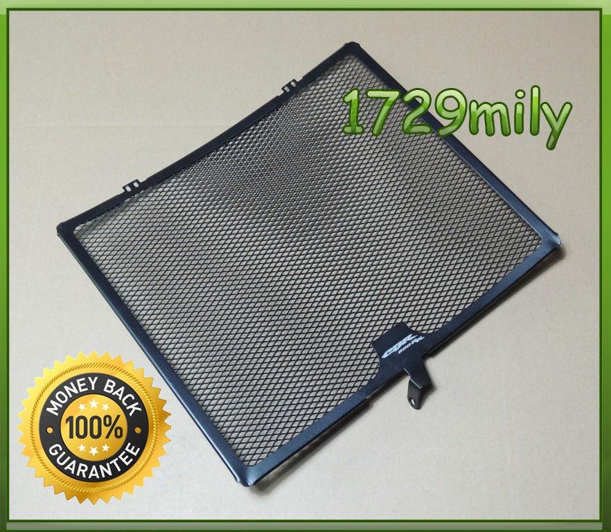 Radiator Guard Oil Cover for HONDA CBR600RR 2007 2014 08 09 10 11 New radiator grille