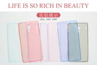 Wallytech 0.5mm Ultra Thin Slim Crystal Clear Soft TPU Cover Case Skin for Xiaomi Hongmi Redmi TPU Case Free Shipping