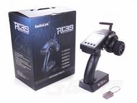 Freeshipping RadioLink RC3S 2.4G 4CH Gun Controller Transmitter + R4EH-H Receiver