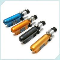 10pcs/lot Creative Fashion Portable Butane Flame Gas Spray Welding Gun Windproof Torch Cigarette Lighter personality lighters