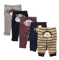 Carter's Baby Boys Pants 100% Cotton Newborn PP Pant Children's trousers Retail