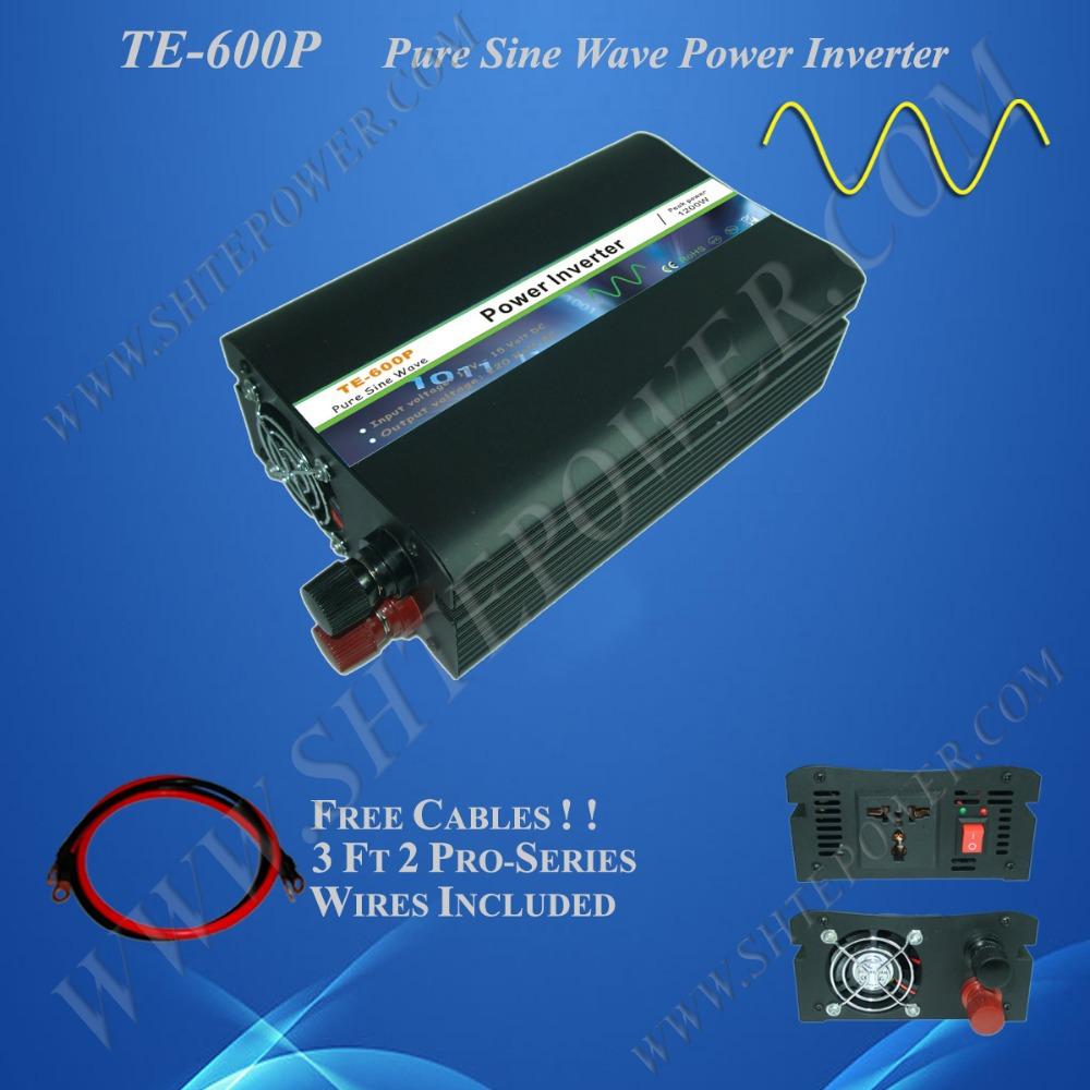 600w inverter converter 48v 220v pure sine wave inverter 230v(China (Mainland))