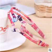 Korean Princess Earrings Girls Small Straw Hat DIY Flower Earrings for Kids Baby Children  Without Make Ear holes Clip-on