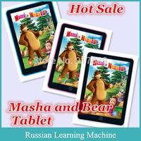 Hot!!  Talking Masha and Bear Phone  Electronic Toys.Russian Language baby phone.toy phone
