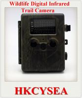 Free Shipping hunting camera Wildlife Digital Infrared Trail Camera hunting animal equipments Waterproof design