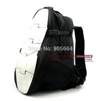 Free shipping.Big Brand style backpack.cool sports laptop bag.fashion metal bag.luggage case.Original Japanese