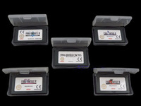 100pcs/lot Game Cards Europe Version Final Fantasy Tactics Advance , I & II - Dawnn of Souls , IV , V , VI Advance