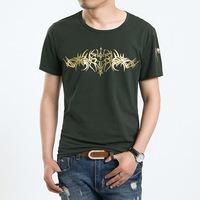 Free shipping 2014 new fashion slim cotton mant-shirts