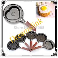 10 pcs Free shipping Practical Hello kittyomelette pan,friend eggs pot.Popular color,friendly material,unique style Saucepan