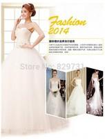 Luxury Princess Wedding dress, ball gown, princess style,floor length