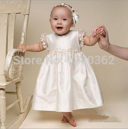 Платья на крещения для девочек