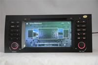 Russian Menu Car Autoradio player Navitel map For BME 5 Series E39/X5 E53/7 Series E38/M5/including Ipod/3G USB,DVD,GPS Navi...