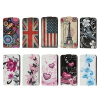 Various Beautiful Pattern Vertical Flip Leather Case for Nokia Lumia 625