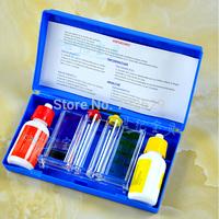 boias para piscinas 3-Way Pool Test Kit Chlorine Bromine pH Spa Hot Tub Chemical Tester chlorine tester