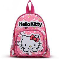 2014 Hot sale Kindergarten child school bags Hello kitty cartoon design schoolbag MINI backpacks For age 1~3 years