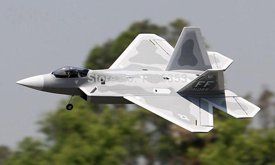 LanXiang F22 Raptor 70mm EDF Jet plane RTF RC model(China (Mainland))