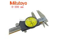 Japanese sanfeng Mitutoyo dial caliper vernier caliper 0-300mm 505-673