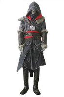 Assassins Creed 2 Cosplay Costume Of Revelation Kit XXS-4XL