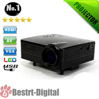 Special Price Free shipping mini projector Home Theater LED Projector For Video Games TV Movie Support HDMI VGA AV Portable
