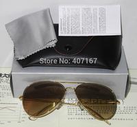 free shipping 6.2cm lens 3026 sunglasses gradient  sun glass trend fashion eyewears for men women not polarized lens