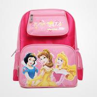 NEW 2014 Frozen children's school bags Zipper Girls boys cartoon backpack for Middle school students bags for kids best gift #29