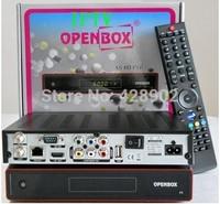Original Openbox X5 satellite receiver support IPTV+Youtube+3G Modem+ full HD+Gmail Google Maps Weather CCcam Newcamd