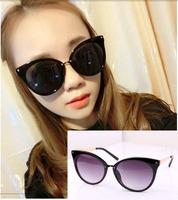 Wholesale Retail Fashion Vintage Cat Style Women Summer Beach Sunglasses