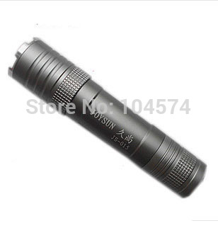 Free Shipping 2014 New High Quality Aluminum Alloy Retractable Zooming CREE Q5 LED Flashlight Mini Portable Flashlight Torch(China (Mainland))