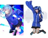 Kagerou Project MekakuCity Actors ENOMOTO TAKANE ENE Cosplay Costume
