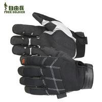 FREE SHOPPING Outdoor senior tactics gloves slip-resistant wear-resistant full