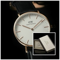 2014 Famous Brand New Casual  Men's Watches Wristwatch Quartz Rose Gold Dial-Rhinestone Decorated Women Dress Watch Relogio