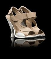 New Fashion Show 2014 brand women pumps peep toe sexy high heels designer summer sandals bootie dress shoes woman