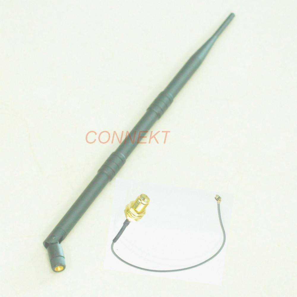 Made in China 2,4 9dBi rp/sma & ipx/u.fl 802.11a/b/g/n /pci/e 2.4G 9dBi RP-SMA Antenna made in china 2 4 9dbi rp sma