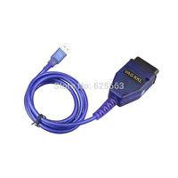 Auto Car Diagnostic tool KKL VAG COM For 409.1 USB Interface Vagcom Cable