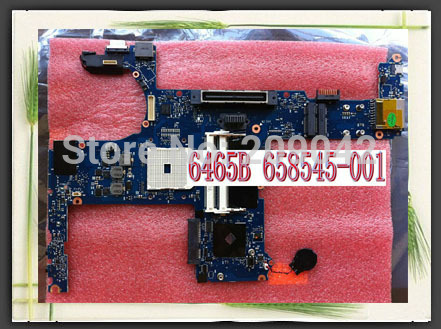 658545-001 Probook 6465B Series AMD Integrated Laptop System Board 100% fully tested(China (Mainland))