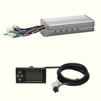 LCD display!48v500W electric bicycle conversion kits