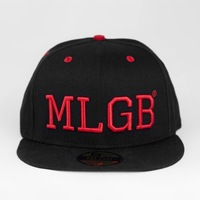 Mlgb hat summer male women's lovers baseball cap hiphop cap hip-hop cap