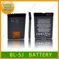 2 pcs Free shipping mobile batteries BL-5J BL 5J battery for Nokia N900 5230 5800 5228 5230C 5232 5233
