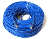 30ft 10M GIGABIT CAT6 Ethernet LAN Network Cable for Ethernet Router Switch Blue