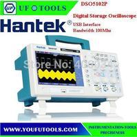 Hantek DSO5202P LCD Deep Memory 200MHz Bandwidths Digital Storage Oscilloscope