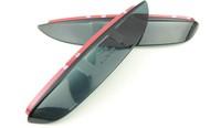 Rearview mirror rain eyebrow reflective mirror side mirror rain gear accessories Fit for Mazda CX-5 CX5 2012-2014 2pcs per set