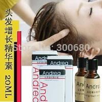 4 bottles Original authentic  Andrea Hair Growth Essence Hair Loss Liquid 20ml dense hair free shipping