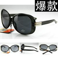 2014 Hot Selling Brand Designer Inspired Round Fashion Sunglasses Women Baroque Swirl Arms Glasses Women Vintage Shades